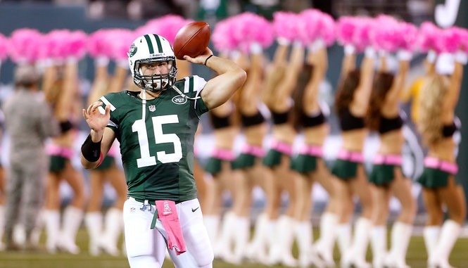 lowest price 12382 c7672 Tebow Time! Former Jets QB returns to New Jersey (PHOTOS ...