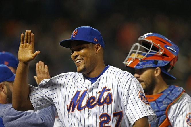 buy popular 0b618 d581b Mets spring training position-by-position: Relievers | Who's ...