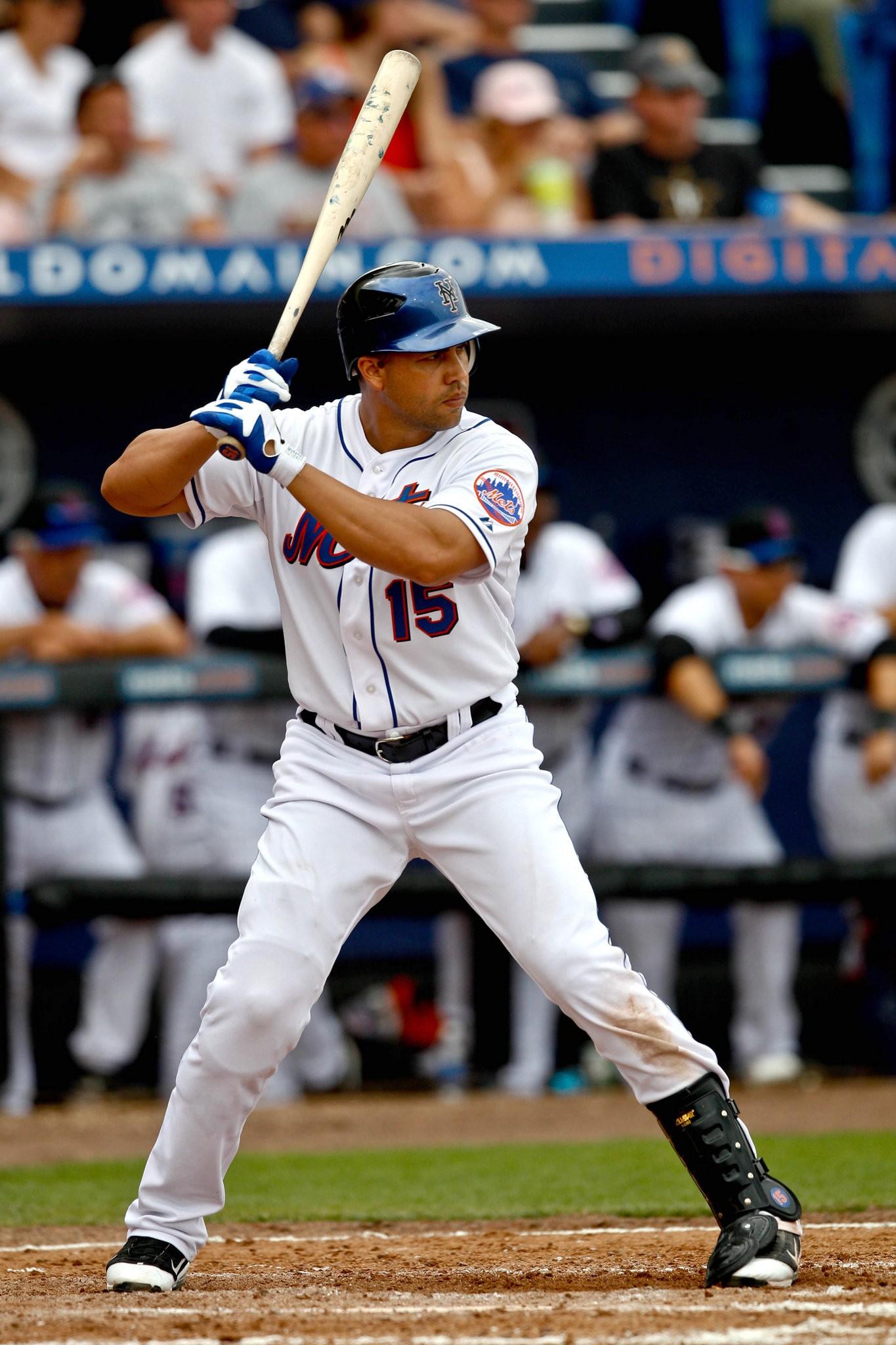 Mets Right Fielder Carlos Beltran Shut Down With Tendinitis
