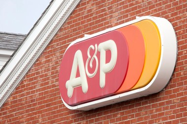 A&P has dropped a suit against Closter Plaza. (File Photo)