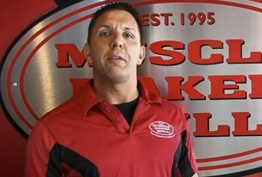 Muscle Maker founder Rod Silva in a screen grab from the company's YouTube channel. Silva says his franchisee owners are all equal opportunity employers.