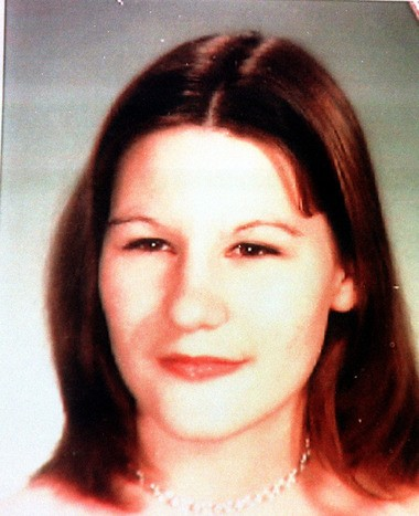 Nancy Noga, 17,whose body was found 15 years ago in Sayreville. She had been struck in the head.
