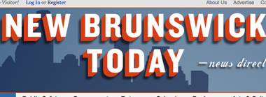 New Brunswick Today's website.