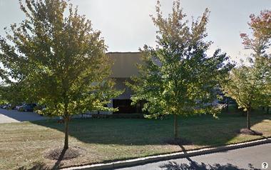 Bentley Laboratories is seen in a screen capture from Google Street View.