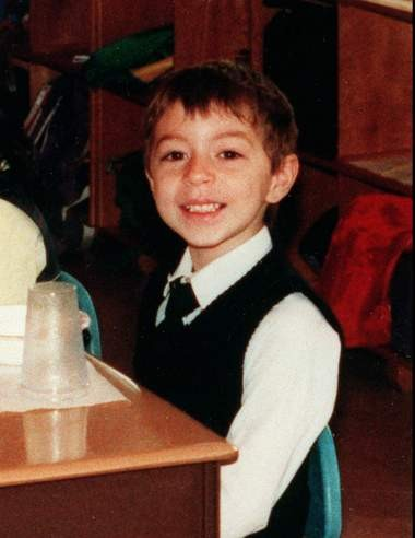 Timmy Wiltsey, 5, seen in a picture taken at his school. He disappeared in 1991. His mother, Michelle Lodzinski, was charged with his murder in 2014.