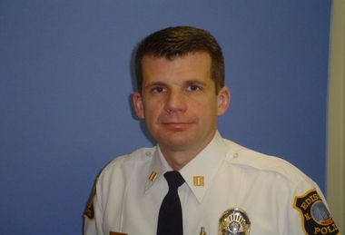 Edison police Capt. Matthew Freeman is pictured in this Star-Ledger file photo. (File photo)