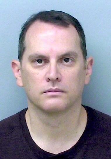 Dr. Richard Goldberg, police photo