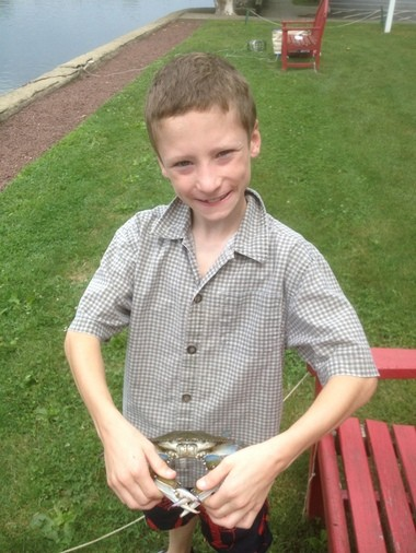 Drew Keough, 11, of Keansburg, was killed on Tuesday after he was struck by a car.