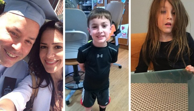 Keith Caneiro, 50, Keith's wife, Jennifer, 45, and their two young children, 8-year-old Sophia and 11-year-old Jesse were all killed on Nov. 20, and their home set on fire. (Facebook).