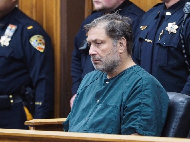 Paul Caneiro, 51, sits in Superior Court in Monmouth County Friday, Nov. 30, 2018. (Patti Sapone   NJ Advance Media for NJ.com)