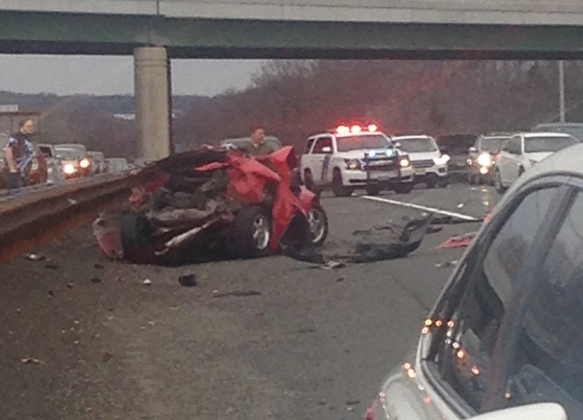Police Identify 2 Killed In Parkway Crash Nj Com
