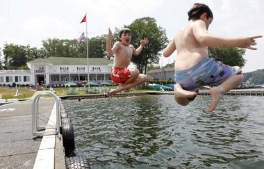 The Lake Hopatcong Foundation has hired the Lake Hopatcong Commission's former administrator to seek grants for the state's largest man-made body of water.