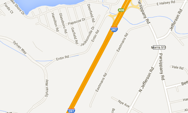 Parsippany man killed in Route 287 crash may have had a