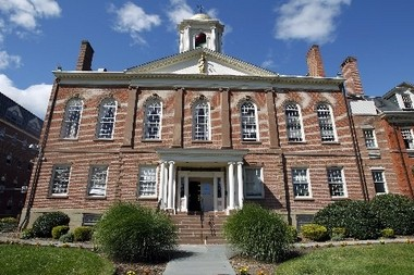 The Morris County Courthouse