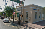 The Bank of America branch located on Main Street in Chatham Borough