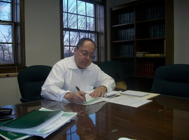Chatham Borough council president Len Resto will resign from his position in April because he must relocate for work.