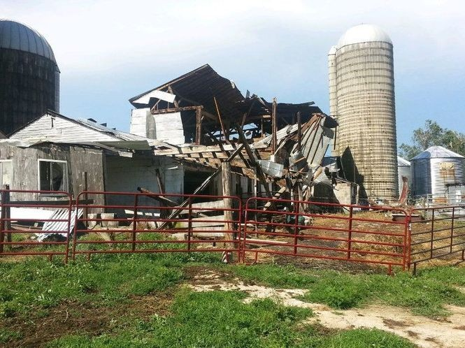 How common are tornadoes in N J ? The answer might surprise