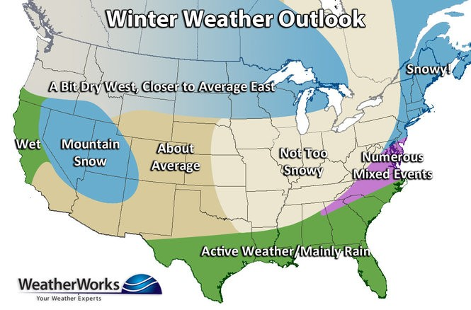 Should N J  brace for a snowy winter? Here's what 5