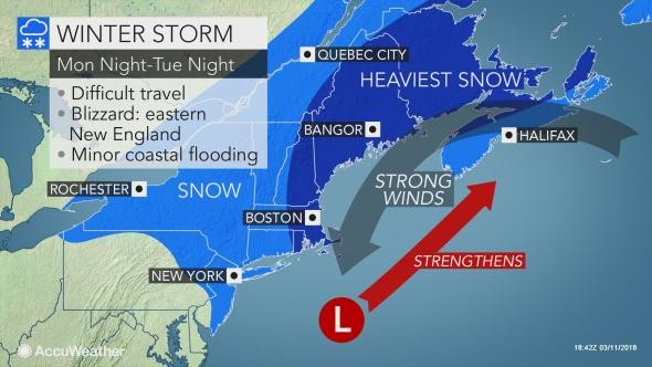 Latest N J  weather: Up to 4 inches of snow in forecast for yet