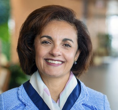 Sherine Gabriel, dean of the Mayo Medical School, has been named the new dean of Robert Wood Johnson Medical School at Rutgers University. (Rutgers University photo)