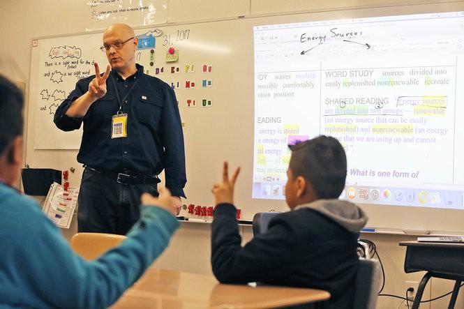 5 of N J 's toughest teaching jobs, a look inside the