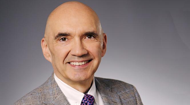 Princeton professor Sergio Verdu. (Princeton University photo)