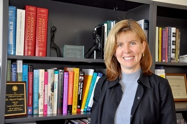 Elizabeth Cauffman, professor of psychology and social behavior at University of California, Irvine, has studied kids who commit serious crimes.
