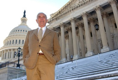 Late U.S. Sen. Frank Lautenberg has been nominated to the N.J. Hall of Fame this year.