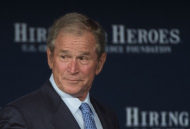 George W. Bush: After keeping Clinton's CIA director, he had few excuses for not anticipating 9/11.