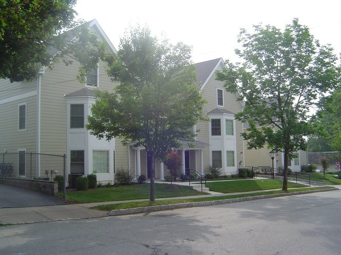 The Abbett Avenue Apartments in Morristown. (Photo courtesy by Homeless Solutions)