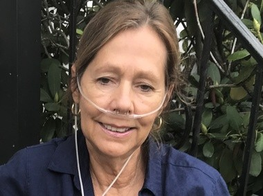 Laurie Wilcox: I plan to fight my illness for as long as I can. I enjoy life. But at the end stage of my disease, I do not want to suffer through air hunger in the very last days of my life. (Family photo)