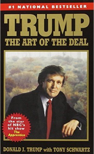 Ghost writer for art of the deal steckerlfisch aufsatz