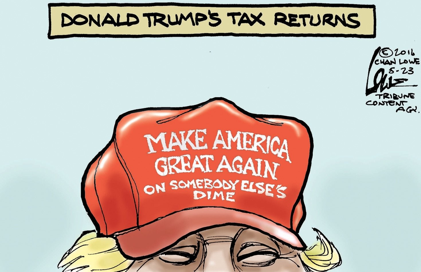 5 myths about Trump's income tax returns. Hidden financial ties to ...