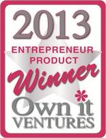 Entrepreneur Products of the Year- 2013