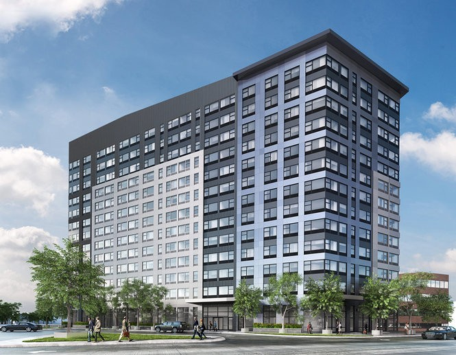 3 Journal Square is a new 240-unit luxury rental building located just steps from the Journal Square PATH Station with direct service to Manhattan.