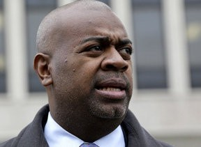 Newark Mayor Ras Baraka is shown in this file photo