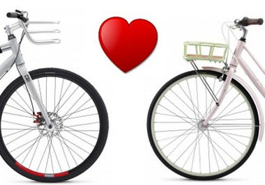Maybe you'll get lucky when your enter Schwinn's Perfect Rendezvous Sweepstakes.