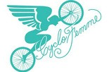 Get your temp tattoo at the Annual Cyclofemme Ride in Morristown on Mother's Day!