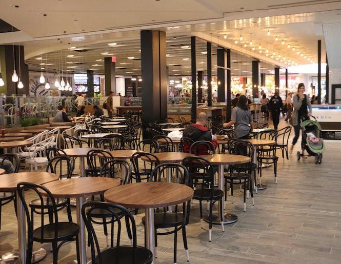 Garden State Plaza unveils \u0027urban,style\u0027 food court, \u0027shore