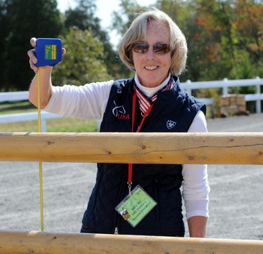 Multi-faceted Tewksbury resident Sally Ike will be the featured speaker for the first of a new series of Rutgers Equine Science Center events.