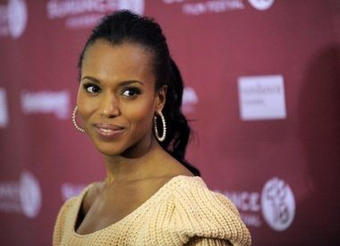 """""""Scandal"""" star Kerry Washington is Lieutenant Governor candidate Milly Silva's cousin."""