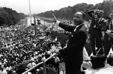 In his final speech, April 3, 1968, we hear the late Rev. Martin King Jr., speak eerily, almost prophetically, about his own death, which occurred the next day when he was gunned down standing on a motel balcony in Memphis, Tenn.