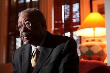 Rutgers-Newark Professor Clement A. Price.