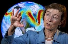 Jennifer Francis, a research professor in Rutgers' Marine and Coastal Sciences and Atmospheric Sciences, whose many research interests include arctic and global climate change.