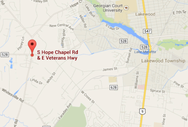 A 28-year-old motorcyclist was killed in a crash at the intersection of East Veterans Highway and South Hope Chapel Road in Jackson on Saturday, police said.