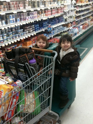 When it comes to our kids and shopping carts, we can never be too safe.