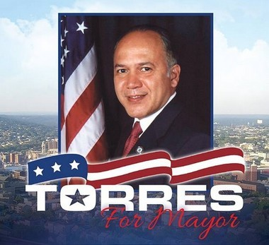 Joey Torres was elected mayor of Paterson on Tuesday night. Torres was mayor for eight year before losing to Jeffery Jones in 2010.