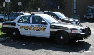 A section of Route 21 was closed while police conducted a search July 30, 2015.