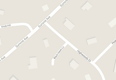 Stanley Rollins was killed on Wednesday, January 7, 2015 when the Gaeta garbage truck driven by his coworker ran him over in Franklin Lakes, according to authorities. (Google Maps)