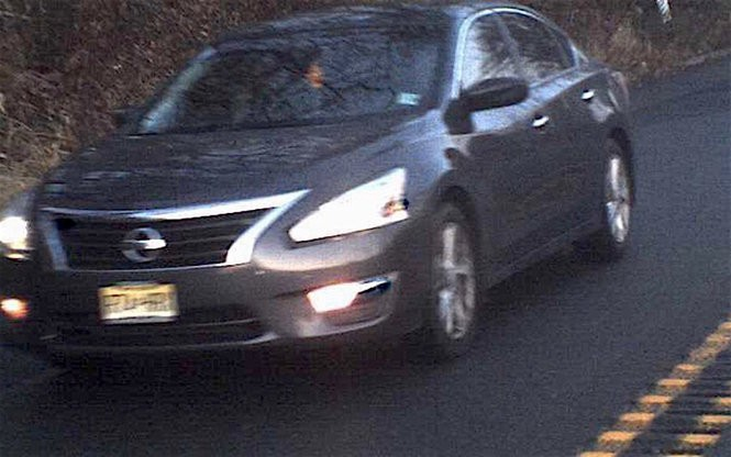 Police said Shanaya Coley was apparently abducted in her own vehicle, a 2013 Nissan Altima with New Jersey plates R74-HRX.